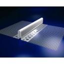 Dilatační lišta průběžná AL/PVC- 2m