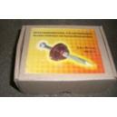 Hřeb kalený s ucpávkou 3,5x45mm k nopové fólii 100 ks