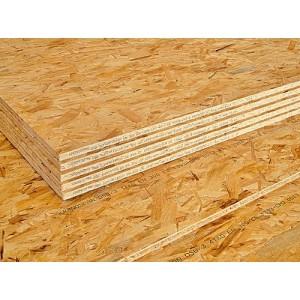 OSB broušené dřevní desky + PD 675mm/2500mm - 22mm