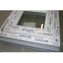 Typová plastová okna Gealan 450x450
