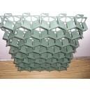 Zatravňovací tvárnice PVC- zelená 50cmx38x5